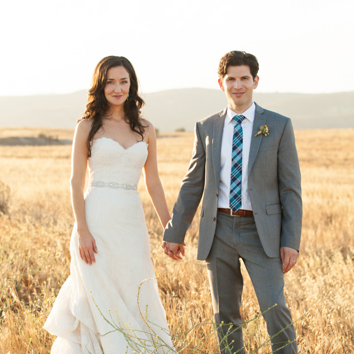Upper Las Virgenes Canyon Open Space Preserve Wedding